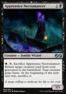 Apprentice Necromancer (Ultimate Masters)