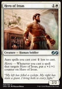 Hero of Iroas (Ultimate Masters)