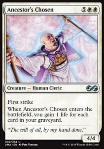 Ancestor's Chosen (Ultimate Masters)