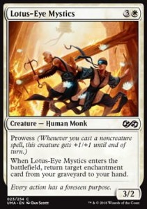 Lotus-Eye Mystics (Ultimate Masters)