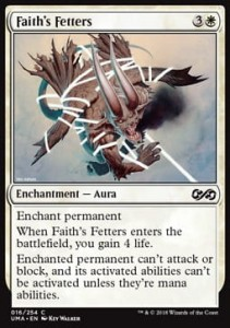 Faith's Fetters (Ultimate Masters)