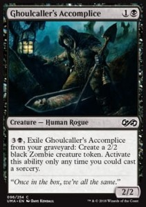 Ghoulcaller's Accomplice (Ultimate Masters)
