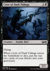 Crow of Dark Tidings (Ultimate Masters)