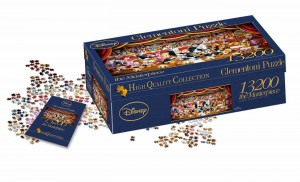 HQ The Masterpiece - Disney Orchestra - Puzzle 13200