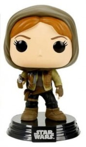 Funko POP Jyn Erso Bobble Head # 150 - Star Wars