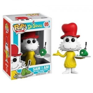 Funko POP Dr. Seuss - Sam I Am # 05