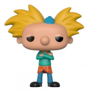 Funko POP Hey Arnold! - Arnold Shortman # 324