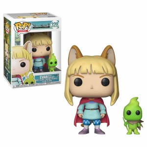 Funko POP Ni No Kuni II - Evan with Higgledy # 328
