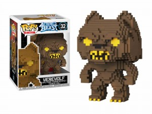 Funko POP Altered Beast - Werewolf # 32 - 8-BIT