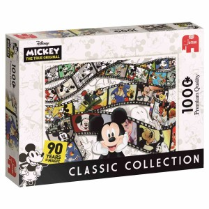 Disney Mickey Mouse - Puzzle 1000 + GRATIS