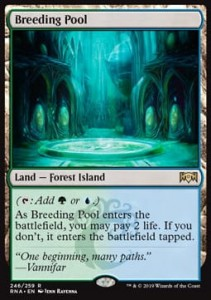 Breeding Pool (Ravnica Allegiance)