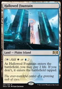 Hallowed Fountain (Ravnica Allegiance)