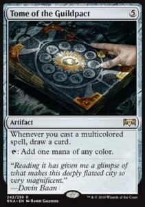 Tome of the Guildpact (Ravnica Allegiance)