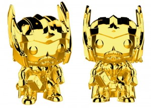 Funko POP Marvel - Thor (Chrome) # 381