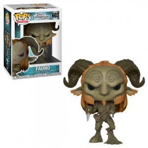 Funko POP Pan's Labyrinth - Fauno # 603