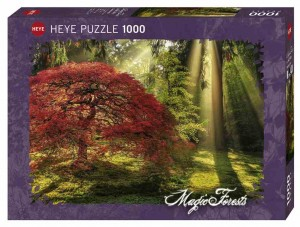 Magic Forests - Guiding Light - Puzzle 1000