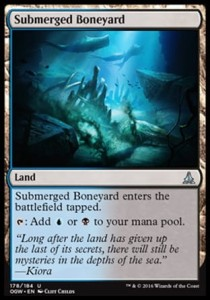 Submerged Boneyard (Oath of the Gatewatch)