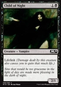 Child of Night (M19 Core Set)