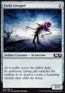 Field Creeper (M19 Core Set)