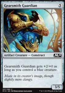 Gearsmith Guardian (M19 Core Set)