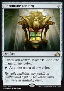 Chromatic Lantern (Guilds of Ravnica)