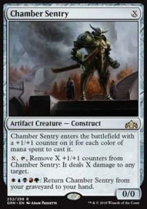 Chamber Sentry (Guilds of Ravnica)