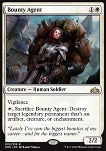 Bounty Agent (Guilds of Ravnica)