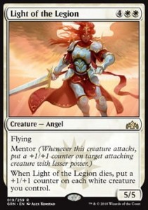 Light of the Legion (Guilds of Ravnica)