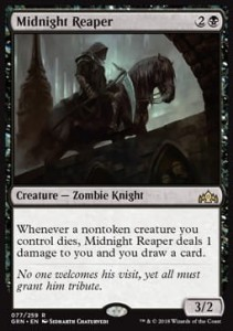 Midnight Reaper (Guilds of Ravnica)