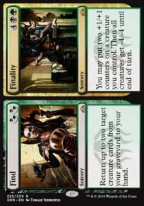 Find / Finality (Guilds of Ravnica)
