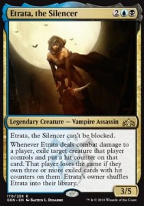 Etrata, the Silencer (Guilds of Ravnica)