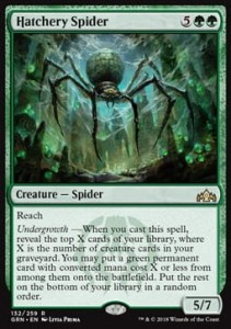 Hatchery Spider (Guilds of Ravnica)