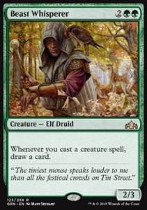 Beast Whisperer (Guilds of Ravnica)