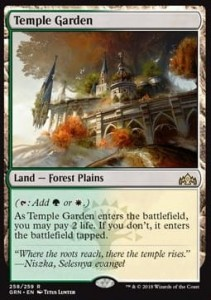 Temple Garden (Guilds of Ravnica)
