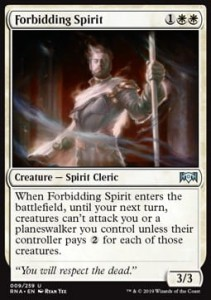 Forbidding Spirit (Ravnica Allegiance)