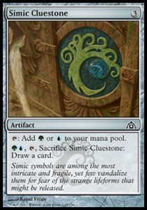 Simic Cluestone (Dragon's Maze)