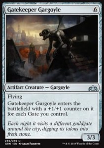 Gatekeeper Gargoyle (Guilds of Ravnica)