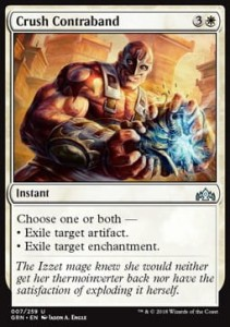 Crush Contraband (Guilds of Ravnica)