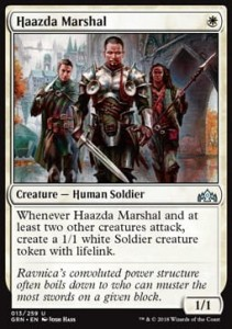 Haazda Marshal (Guilds of Ravnica)