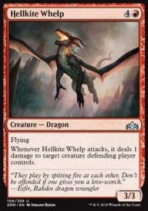 Hellkite Whelp (Guilds of Ravnica)