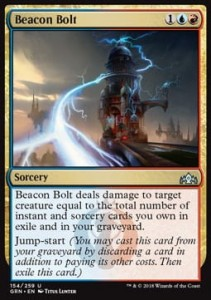 Beacon Bolt (Guilds of Ravnica)