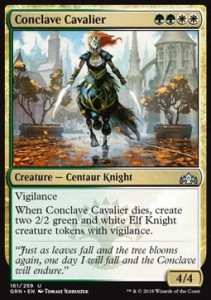 Conclave Cavalier (Guilds of Ravnica)