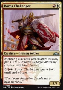 Boros Challenger (Guilds of Ravnica)