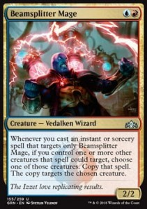 Beamsplitter Mage (Guilds of Ravnica)