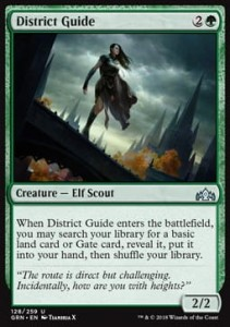 District Guide (Guilds of Ravnica)