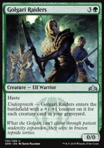Golgari Raiders (Guilds of Ravnica)