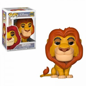 Funko POP Disney - Lion King - Mufasa # 495