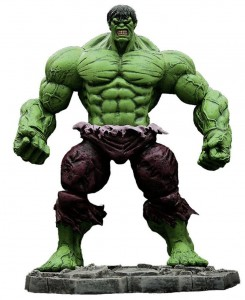 Marvel Select Action Figure - The Incredible Hulk