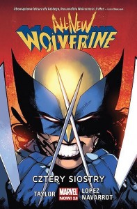 All New Wolverine - 1 - Cztery Siostry