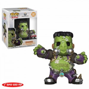 Funko POP Overwatch - Roadhog Junkenstein's Monster # 382 - Exclusive